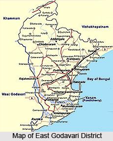 History Of East Godavari District, Andhra Pradesh
