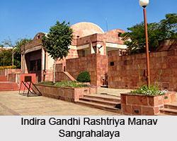 Indira Gandhi Rashtriya Manav Sangrahalaya , Bhopal, Madhya Pradesh