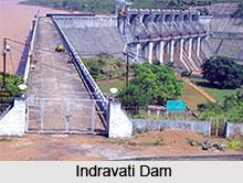 Indravati Dam, Orissa