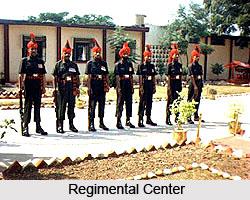 Jammu & Kashmir Rifles, Jabalpur, Madhya Pradesh