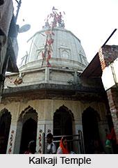 Kalkaji Temple, South New Delhi