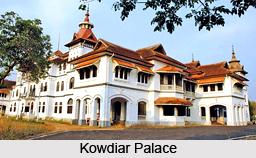 Kowdiar Palace, Kerala