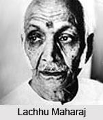 Lachhu Maharaj, Indian Kathak Dancer