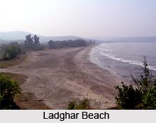 Ladghar Beach, Maharashtra