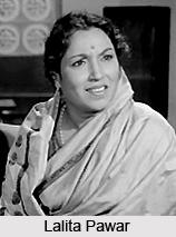 Lalita Pawar, Bollywood Actress