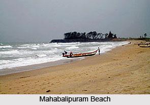 Mahabalipuram Beach, Chennai, Tamil Nadu