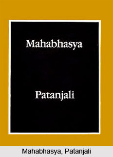 Mahabhasya, Patanjali
