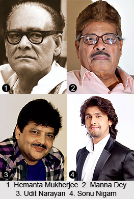 Male Playback Singers