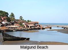 Malgund Beach, Maharashtra