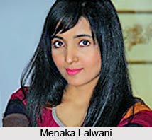 Maneka Lalwani, Indian TV Actress