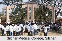 Medical colleges of Assam