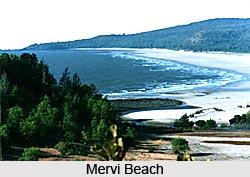 Mervi Beach, Maharashtra