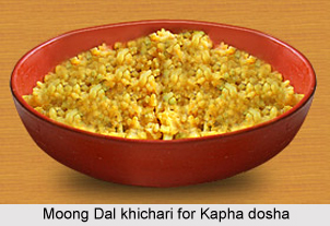 Moong Dal Khichdi for Kapha Dosha