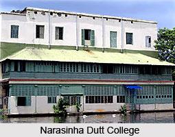 Narasinha Dutt College, <a href=