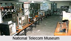 National Telecom Museum, Bhopal, Madhya Pradesh