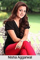 Nisha Aggarwal, South Indian Actress