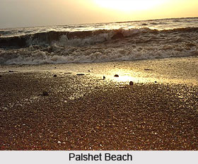 Palshet Beach, Ratnagiri district, Maharashtra
