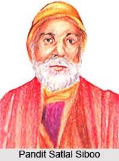 Pandit Satlal Siboo, Indian Saint