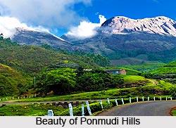 Ponmudi Hills, Thiruvananthapuram, Kerala