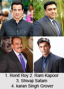Popular Television Actors