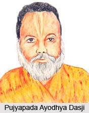 Pujyapada Ayodhya Dasji, Indian Saint