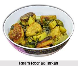 Raam Rochak Tarkari, Oriya Recipe