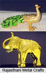 Rajasthani Metal Craft