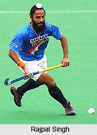 Rajpal Singh Indian Hockey Player