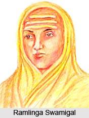 Ramlinga Swamigal, Indian Saint