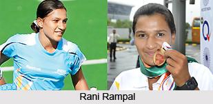 Rani Rampal, Indian Hockey Player