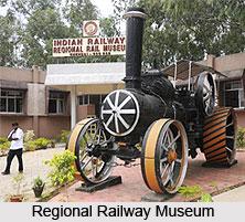 Regional Railway Museum, Tamil Nadu