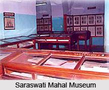 Saraswati Mahal Museum, Thanjavur, Tamil Nadu