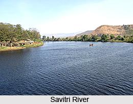 Savitri River, Maharashtra