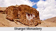 Shargol Monastery, Mulbekh, Kargil, Jammu and Kashmir