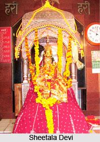 Sheetala Devi Temple, Gurgaon, Haryana