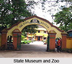 State Museum and Zoo, Kerala