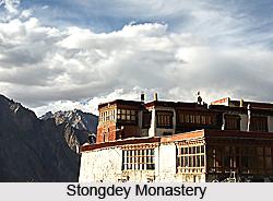 Stongdey Monastery, Stongdey-Padum, Kargil, Jammu and Kashmir