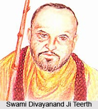 Swami Divayanand Ji Teerth, Indian Saint