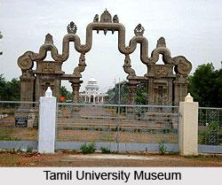 Tamil University Museum, Thanjavur, Tamil Nadu
