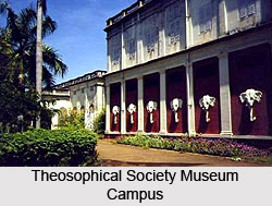 Theosophical Society Museum, Chennai, Tamil Nadu
