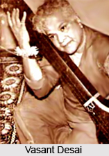 Vasant Desai, Indian Singer- Actor