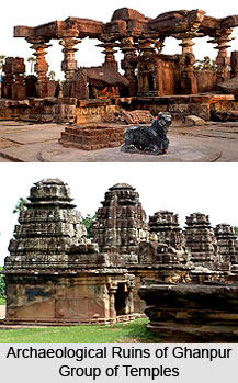 Ghanpur Group of Temples, Telangana