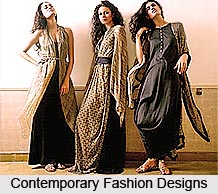 Contemporary Fashion Designs in India