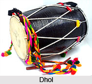 Musical Instruments for Bhangra