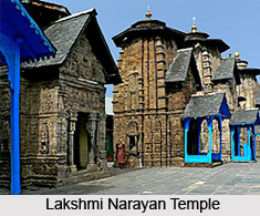 Temples in Chamba