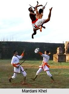 Mardani Khel, Indian Martial Arts