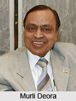 Murli Deora, Indian Politician