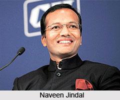 Naveen Jindal, Indian Politician