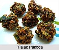 Pakoda, Indian Snack