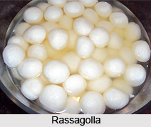Rassagolla, Indian Sweet